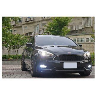 2015年Ford/福特 頂級MK3.5 Focus 5D 1.5T