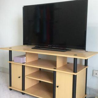 "USED SONY TV 40"" (With TV Cabinet)"
