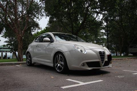 Alfa Romeo mito 1.4 turbo ( manual)