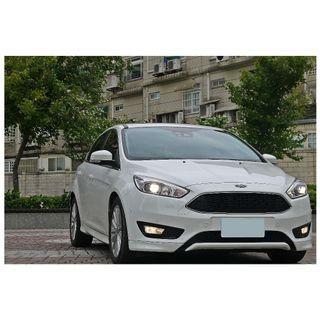 2016年Ford/福特 頂級MK3.5 Focus 5D 1.5T