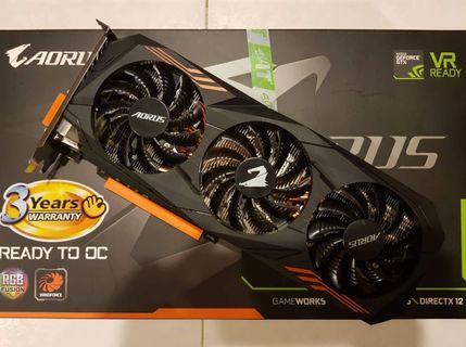 AORUS GeForce® GTX 1070Ti 8G
