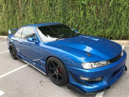Nissan Silvia s14 , skyline , Supra , Rx-7