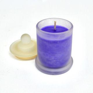 Lavender & Mint Scented Candle