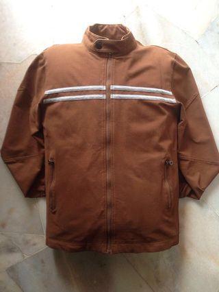 American denim jacket