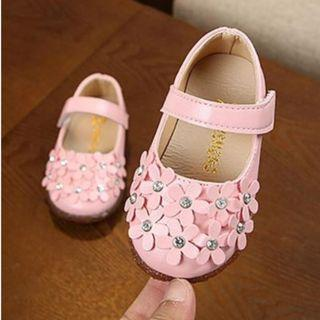 New Baby Girl Shoe (Pink) Size 23cm