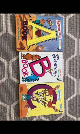 Berenstain bears bright and early books