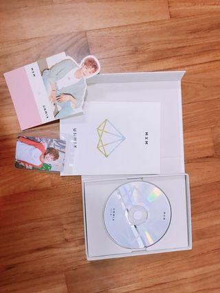 🚚 WTS MXM Unmix Album