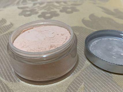 T. Le clerc loose powder make in France , 碎粉