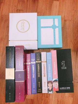 🚚 WTS / CLEARANCE WANNA ONE ALBUM