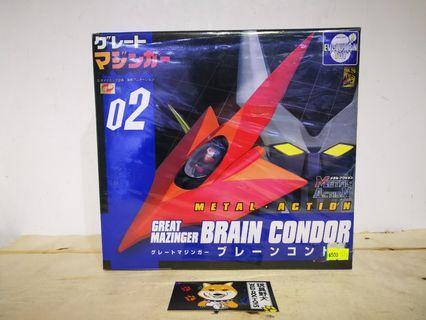 Evolution Toy 鐵甲萬能俠2號 Great Mazinger Brain Condor