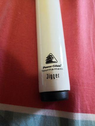 Power-Glide Tournament Jigger Pool Cue