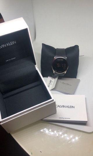 Ck Digital Swiss Made Watch