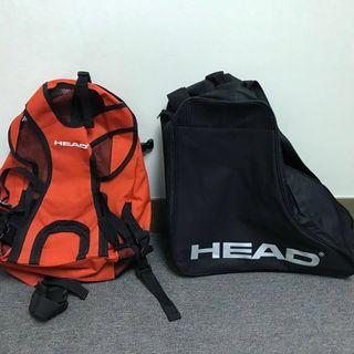 HEAD Skate bags