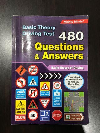 🚚 Basic Theory Of Driving Q&A