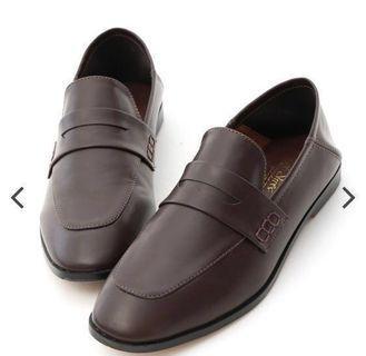 D+AF  經典款後踩式兩川福樂鞋