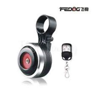Fedog 2in1 Electric Horn With Sensor Alarm Vibration