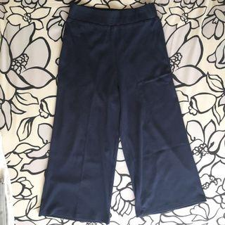 Navy Culotte by Colorbox
