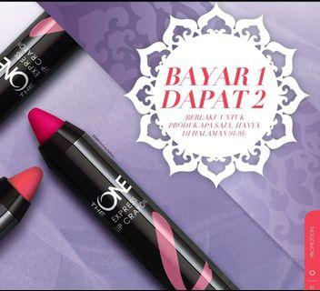 The One express Lip Crayon