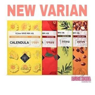 NEW Varian Etude House Therapy Air Mask Sheet 0.2 mm