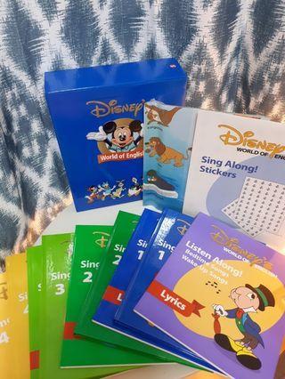 迪士尼童書.CD.DVD