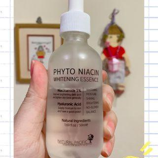 ✨ Natural Pacific Phyto Niacin Whitening Essence ✨