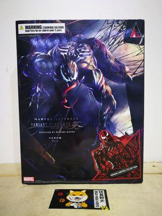 Play Arts 改 Venom Limited Color version