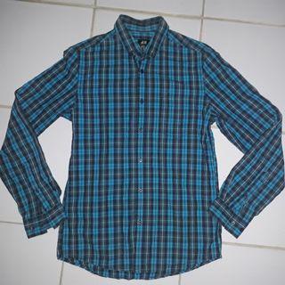 Flannel/Kemeja H&M Pria