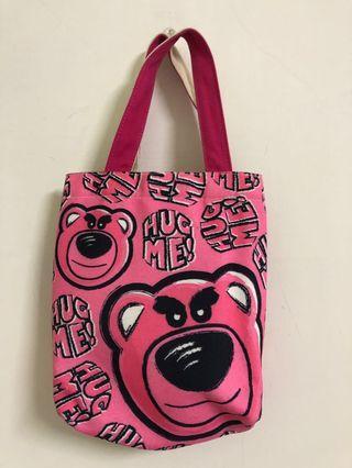 🚚 熊抱哥 手提袋