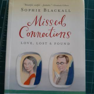 Missed Connections; Love, Lost & Found by Sophie Blackall