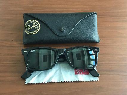 Ray-Ban RB2151 Wayfarer Square Sunglasses
