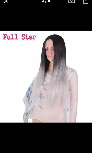 🚚 Synthetic Hair Wig