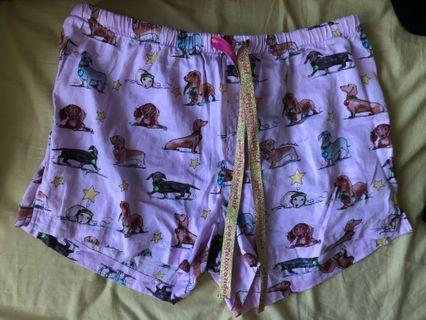 Peter Alexander Dog Shorts