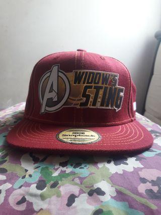 Marvel x Snapback original cap's