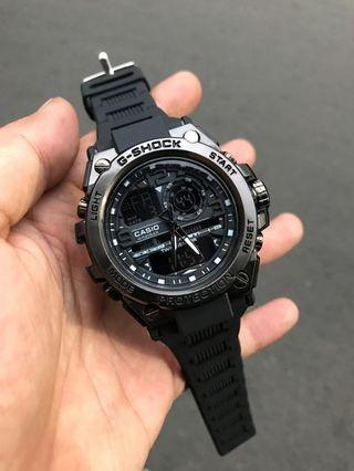 jam G shock gx 800 special edition BLACK