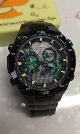 144 卡西歐 Casio gshock g-shock 太陽能 萬年曆 錶