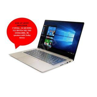 Lenovo Ideapad 720s i7 Laptop