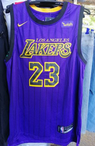 42f6a73b760 Jersey Lakers LeBron James 23