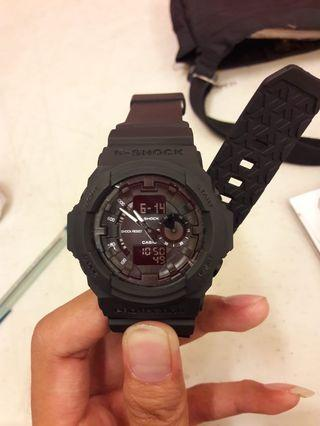 G-Shock GA 250 full black SE