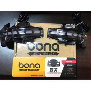 Bona Side Mirror Led Runing Signal