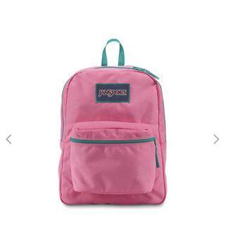 🚚 Jansport Backpack overexposed lipstick