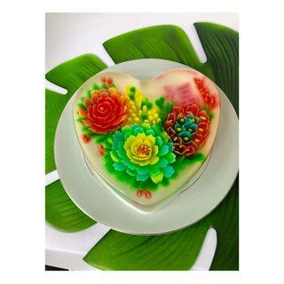 3D Jelly Art Workshop