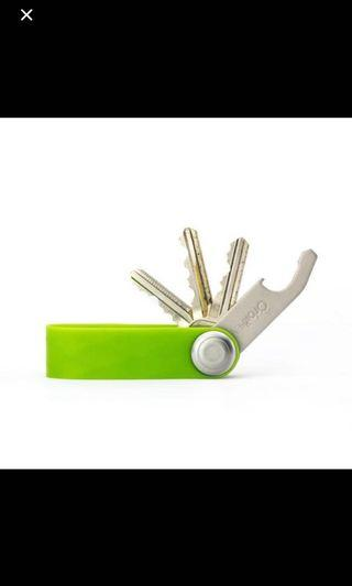Brand new in box orbitkey in active green