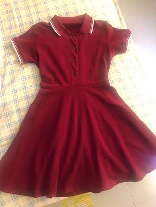 Red Dress @Rm15