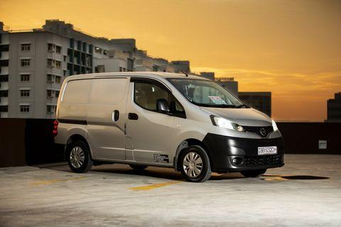 Nissan NV200 Van! Low Mileage 150,000km only!