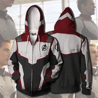 🚚 Avengers & Tony Stark Hoodie