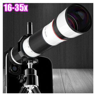 Pickogen Telescope Lens for Mobile Phone (16-35x) 遙望拍攝手機鏡頭