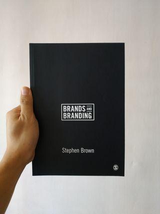 Brands & Branding by Stephen Brown