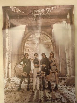 BLACKPINK KILL THIS LOVE - DOUBLE SIDED POSTER