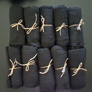 Black Shawls