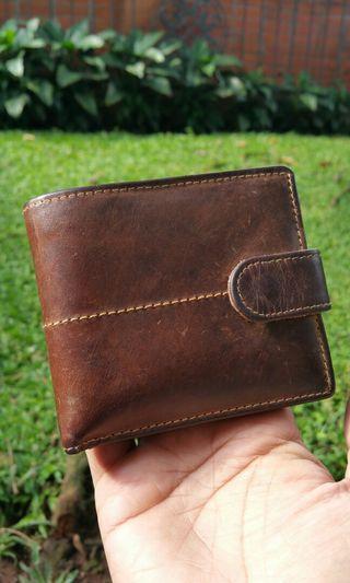 JLP Melbourne Wallet Leather